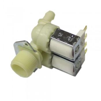 Клапан наливной электромагнитный 2Wx180 для стиральных машин Samsung, Electrolux, 50269344003, DC62-00024F K020