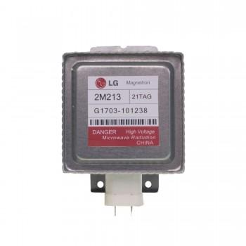 Магнетрон СВЧ, 700W, М213-21, LG (MCW359LG)