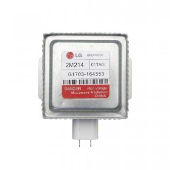 Магнетрон СВЧ, 900W, М214-01, LG (MCW360LG)