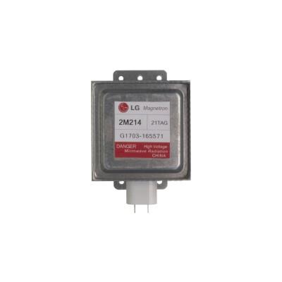 Магнетрон СВЧ, 900W, М214-21, LG (MCW361LG)
