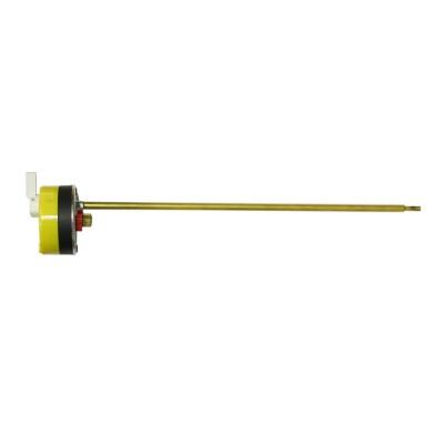 Термостат стержневой RTD 20A, RECO, 74°С/термозащита на 93°С,  275мм, с ручкой, 250V