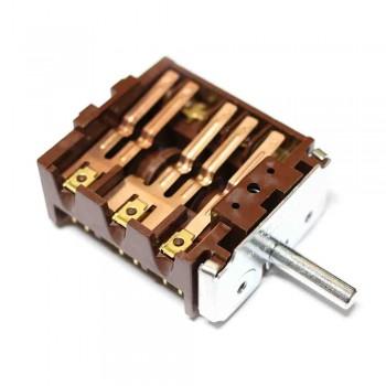 Переключатель положений электроплиты 5-позиционный