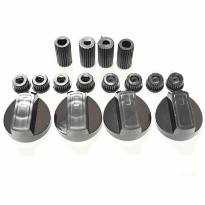 Набор универсальных ручек для плиты WL1030