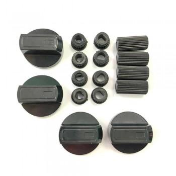 Набор ручек управления для плиты WL1034