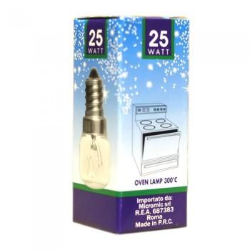 Лампа для духовки 25 Вт Е14 300°C WP001