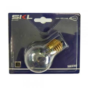 Лампа духовки 300°C E27 40 Вт WP004
