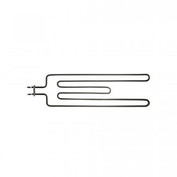 ТЭН для печей HARVIA, 2260W, L655x180мм, прямой, клеммы под разъем, 230V