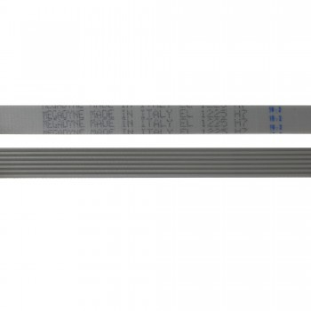 Ремень 1225 H7, белый, Megadyne, h314un