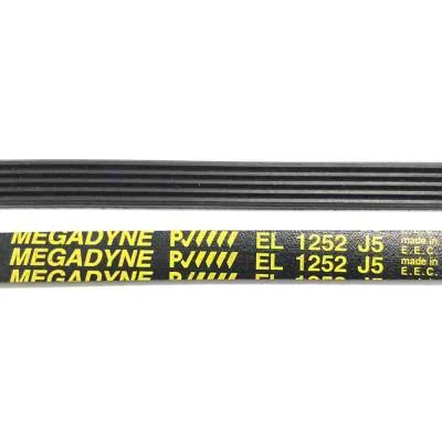 Поликлиновой ремень 1252 J5 EL Megadyne  J556