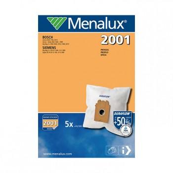 Комплект сменных пылесборников Menalux 2001 v1039