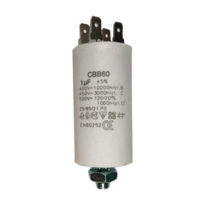 Пусковой конденсатор СВВ60 1 мФ х60010
