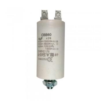 Пусковой конденсатор СВВ60 4 мФ х60040