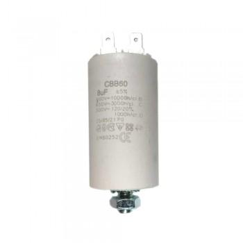 Пусковой конденсатор СВВ60 8 мФ х60080