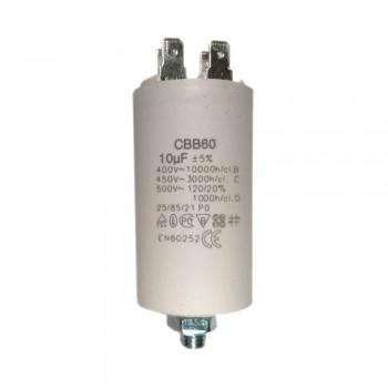 Конденсатор СВВ60 10 мФ х60100