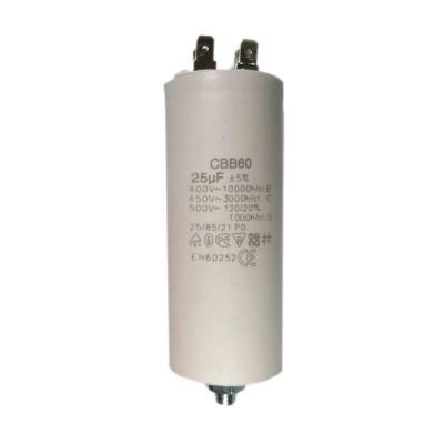 Конденсатор пусковой СВВ60 25 мФ х60250