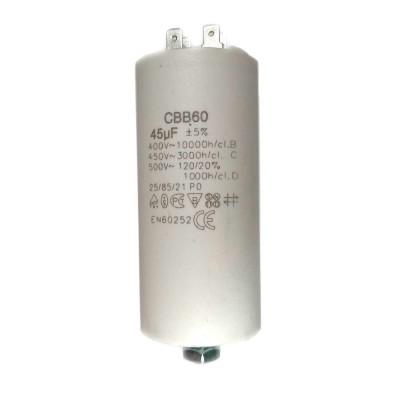 Конденсатор пусковой СВВ60 45 мФ х60450